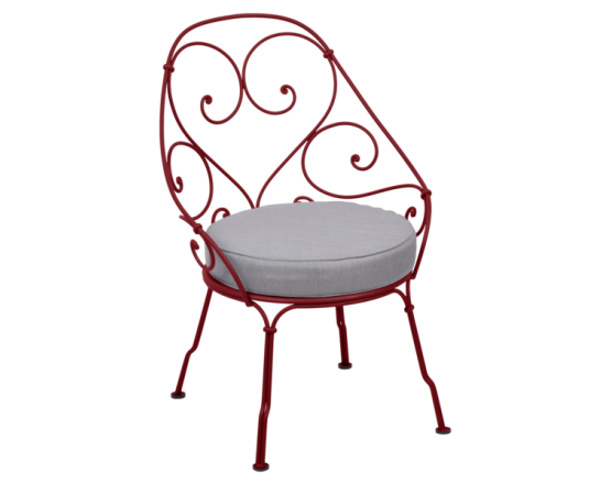 Кресло 1900 Cabriolet Armchair Chili: фото - магазин CANVAS outdoor furniture.