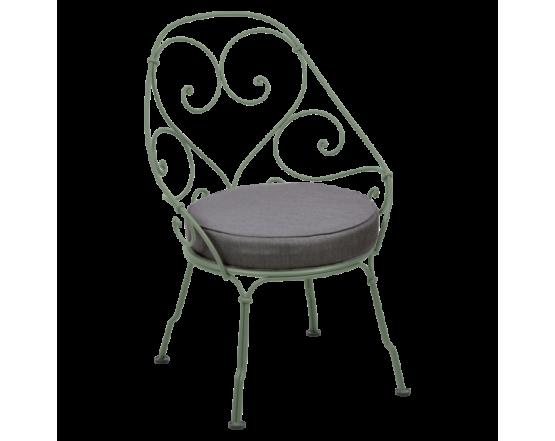 Кресло 1900 Graphite Grey Cabriolet Cactus: фото - магазин CANVAS outdoor furniture.