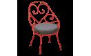 Кресло 1900 Cabriolet Armchair Capucine: фото - магазин CANVAS outdoor furniture.