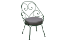 Кресло 1900 Cabriolet Armchair Cedar Green: фото - магазин CANVAS outdoor furniture.