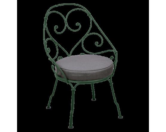 Кресло 1900 Graphite Grey Cabriolet Cedar Green: фото - магазин CANVAS outdoor furniture.
