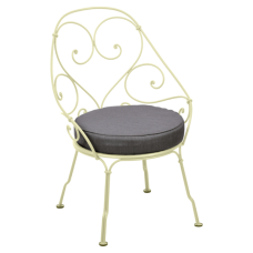 1900 Graphite Grey Cabriolet Frosted lemon: фото - магазин CANVAS outdoor furniture.