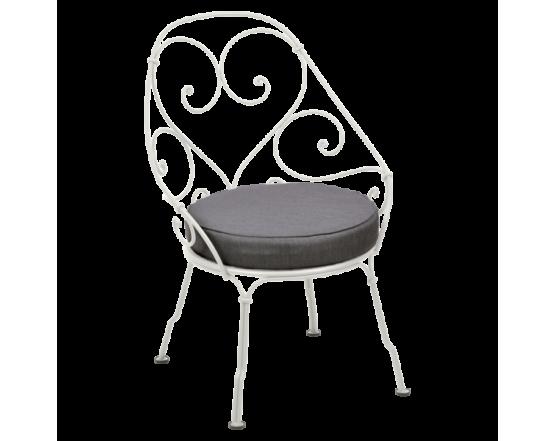 Кресло 1900 Graphite Grey Cabriolet Clay Grey: фото - магазин CANVAS outdoor furniture.