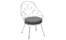 Кресло 1900 Cabriolet Armchair Steel Grey: фото - магазин CANVAS outdoor furniture.