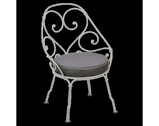 Кресло 1900 Graphite Grey Cabriolet Steel Grey: фото - магазин CANVAS outdoor furniture.