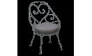 Кресло 1900 Cabriolet Armchair Storm Grey: фото - магазин CANVAS outdoor furniture.