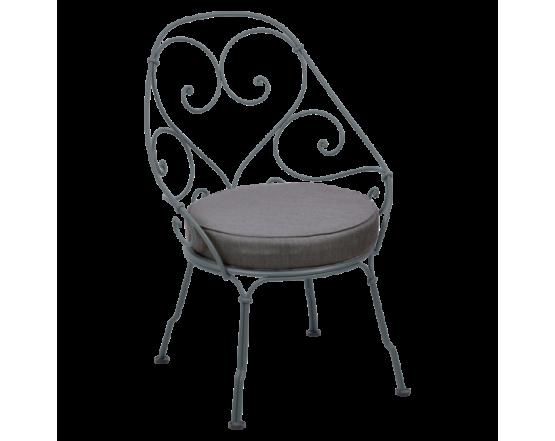 Кресло 1900 Graphite Grey Cabriolet Storm Grey: фото - магазин CANVAS outdoor furniture.