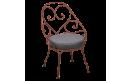 Кресло 1900 Cabriolet Armchair Red Ochre: фото - магазин CANVAS outdoor furniture.