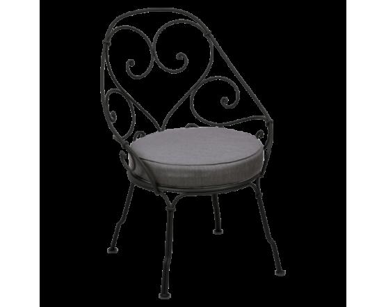 Кресло 1900 Graphite Grey Cabriolet Liquorice: фото - магазин CANVAS outdoor furniture.