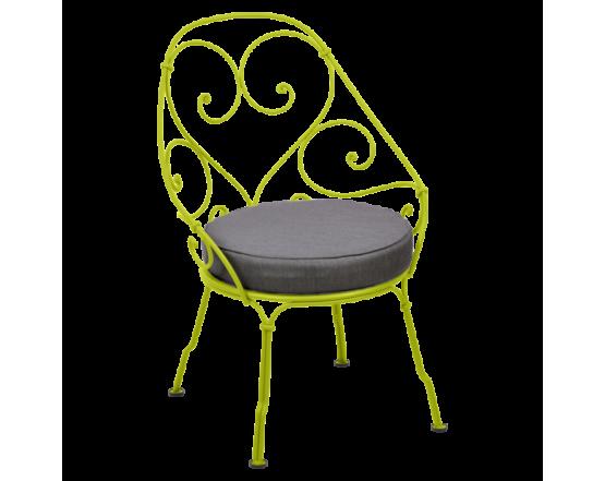 Кресло 1900 Graphite Grey Cabriolet Verbena: фото - магазин CANVAS outdoor furniture.
