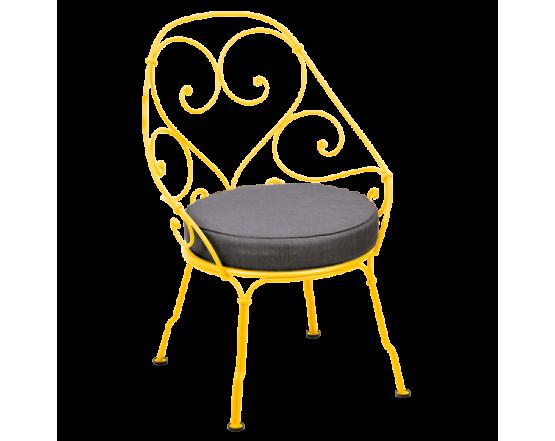 Кресло 1900 Graphite Grey Cabriolet Honey: фото - магазин CANVAS outdoor furniture.