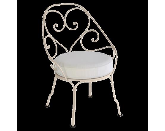 Кресло 1900 Off-White Cabriolet Nutmeg: фото - магазин CANVAS outdoor furniture.