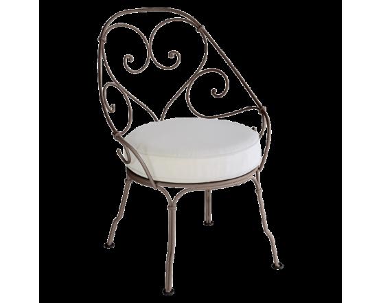 Кресло 1900 Off-White Cabriolet Russet: фото - магазин CANVAS outdoor furniture.