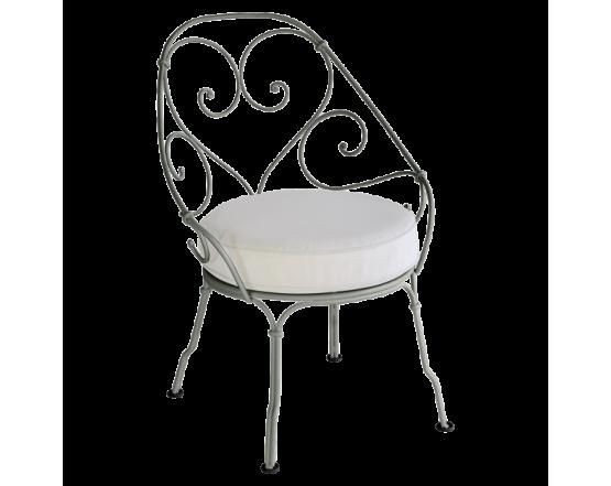 Кресло 1900 Off-White Cabriolet Rosemary: фото - магазин CANVAS outdoor furniture.