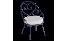 Кресло 1900 Cabriolet Armchair Deep Blue: фото - магазин CANVAS outdoor furniture.