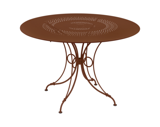 Стол 1900 Table 117 Red Ochre: фото - магазин CANVAS outdoor furniture.