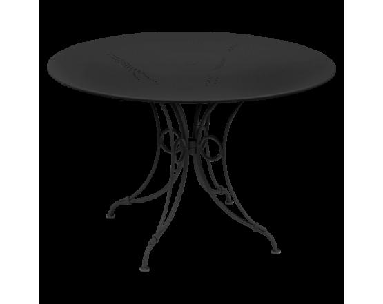 Стол 1900 Table 117 Liquorice: фото - магазин CANVAS outdoor furniture.