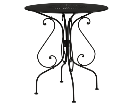 Стол 1900 Table 67 Liquorice: фото - магазин CANVAS outdoor furniture.