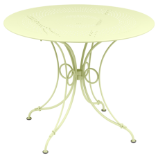 1900 Table 96 Frosted lemon: фото - магазин CANVAS outdoor furniture.