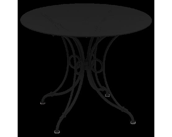 Стол 1900 Table 96 Liquorice: фото - магазин CANVAS outdoor furniture.