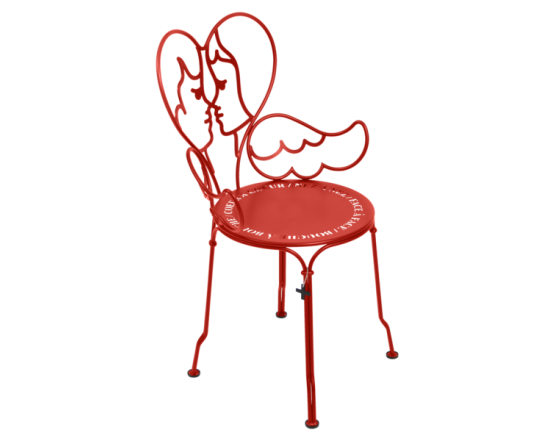 Стул Ange Chair Capucine: фото - магазин CANVAS outdoor furniture.