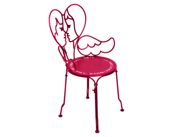 Стул Ange Chair Pink Praline: фото - магазин CANVAS outdoor furniture.