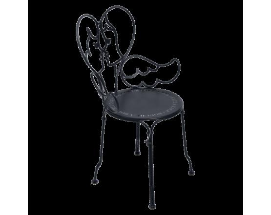 Стул Ange Chair Anthracite: фото - магазин CANVAS outdoor furniture.