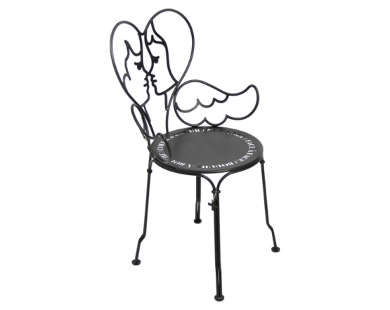 Стул Ange Chair Liquorice: фото - магазин CANVAS outdoor furniture.