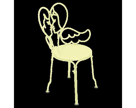 Стул Ange Chair Frosted lemon: фото - магазин CANVAS outdoor furniture.