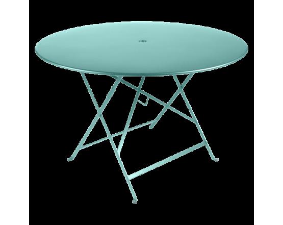 Стол Bistro 117 Lagoon Blue: фото - магазин CANVAS outdoor furniture.