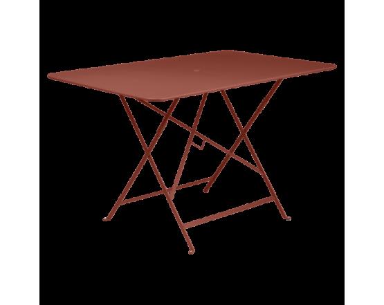 Bistro 117x77 Red Ochre: фото - магазин CANVAS outdoor furniture.