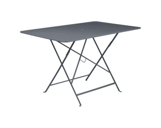 Bistro 117x77 Anthracite: фото - магазин CANVAS outdoor furniture.
