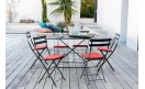 Bistro 117x77 Cotton White: фото - магазин CANVAS outdoor furniture.