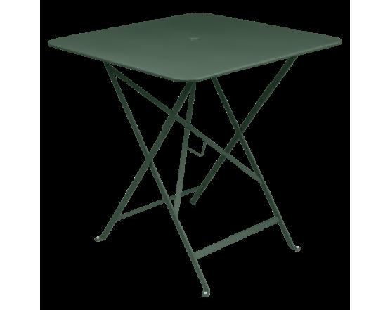Стол Bistro 71x71 Cedar Green: фото - магазин CANVAS outdoor furniture.