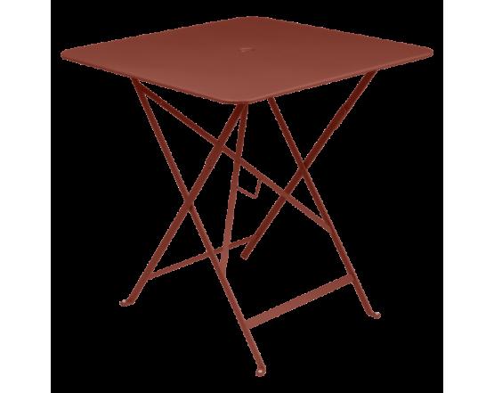 Стол Bistro 71x71 Red Ochre: фото - магазин CANVAS outdoor furniture.