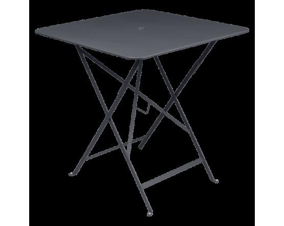 Стол Bistro 71x71 Anthracite: фото - магазин CANVAS outdoor furniture.