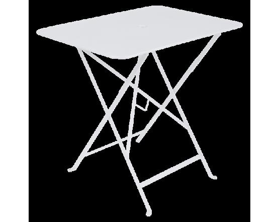 Стол Bistro 77x57 Cotton White: фото - магазин CANVAS outdoor furniture.