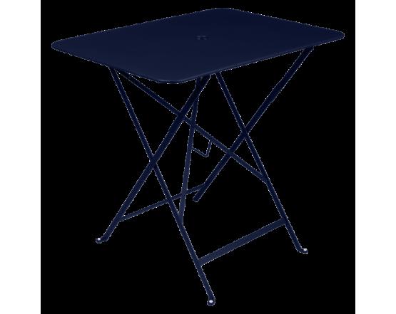 Стол Bistro 77x57 Deep Blue: фото - магазин CANVAS outdoor furniture.