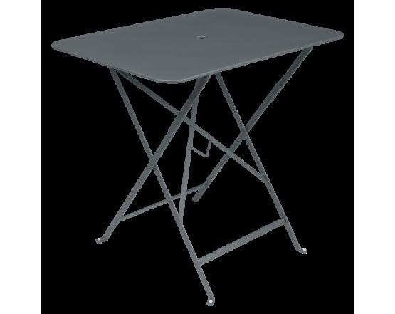 Стол Bistro 77x57 Storm Grey: фото - магазин CANVAS outdoor furniture.