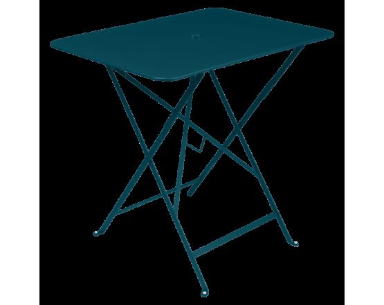 Стол Bistro 77x57 Acapulco Blue: фото - магазин CANVAS outdoor furniture.