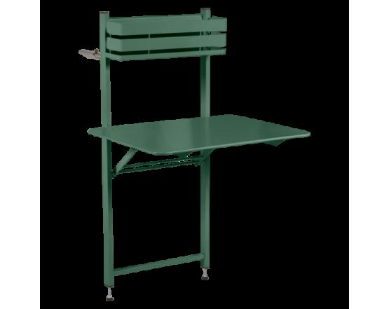 Стол Bistro Balcony Table 57x77 Cedar Green: фото - магазин CANVAS outdoor furniture.