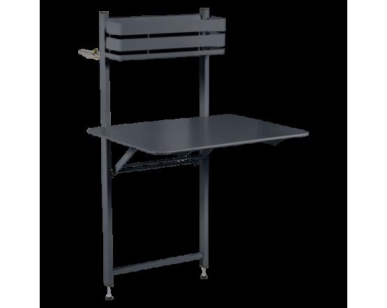 Стол Bistro Balcony Table 57x77 Anthracite: фото - магазин CANVAS outdoor furniture.