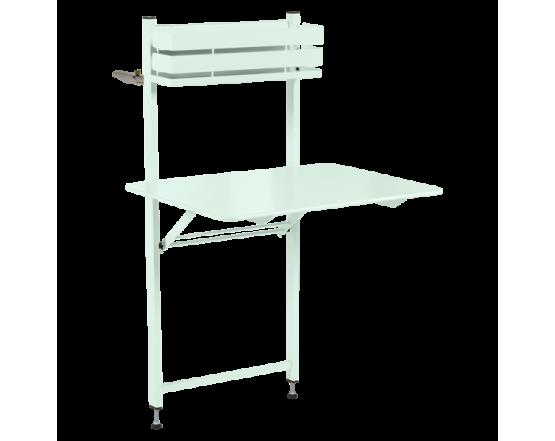 Стол Bistro Balcony Table 57x77 Ice Mint: фото - магазин CANVAS outdoor furniture.