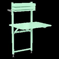 Bistro Balcony Table 57x77 Opaline Green: фото - магазин CANVAS outdoor furniture.