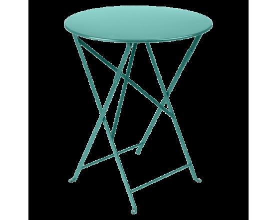 Стол Bistro 60 Lagoon Blue: фото - магазин CANVAS outdoor furniture.