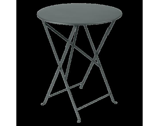 Стол Bistro 60 Storm Grey: фото - магазин CANVAS outdoor furniture.