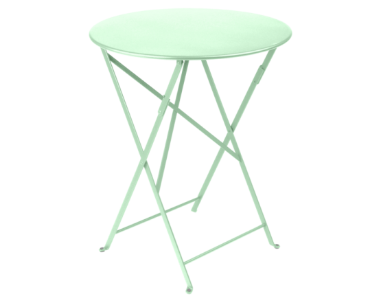 Стол Bistro 60 Opaline Green: фото - магазин CANVAS outdoor furniture.