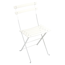 Bistro Duraflon Chair Cotton White: фото - магазин CANVAS outdoor furniture.