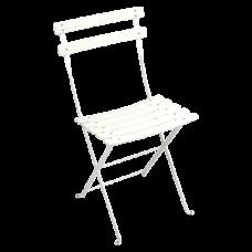 Bistro Duraflon Chair Cotton White: фото - магазин CANVAS outdoor furniture.