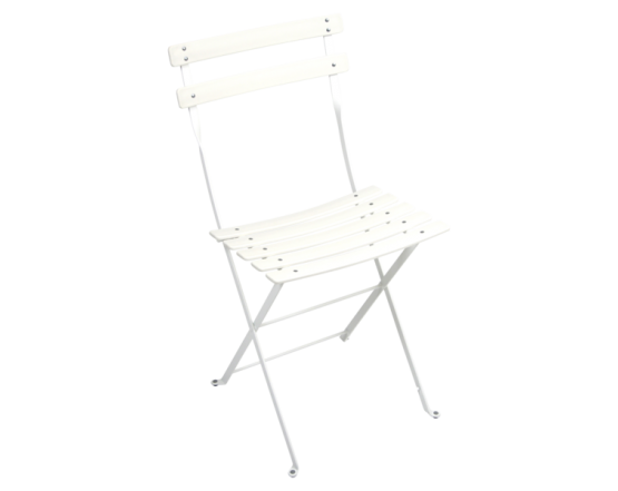 Стул Bistro Duraflon Chair Cotton White: фото - магазин CANVAS outdoor furniture.